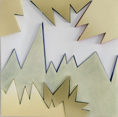 <cite>Paper Sculpture 1</cite>