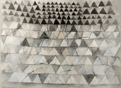 drawing by Irene Yesley