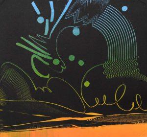 Print by Irene Yesley